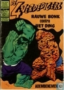 Comic Books - Avengers, The [Marvel] - Rauwe Bonk contra het Ding