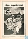 Comic Books - Donald Duck - Ciso Supplement 3