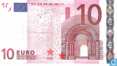 Eurozone 10 Euro N-F-T