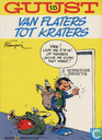 Bandes dessinées - Gaston Lagaffe - Van flaters tot kraters