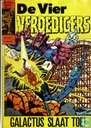 Comic Books - Fantastic  Four - Galactus slaat toe!