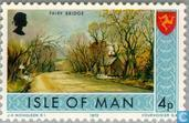Postage Stamps - Man - Fairy Bridge