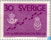 Postage Stamps - Sweden [SWE] - 30 Violet
