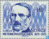 Postage Stamps - Norway - 140 blue
