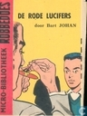 Comic Books - Robbedoes (magazine) - De rode lucifers