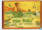 Comic Books - Bumble and Tom Puss - Tom Poes aan het strand