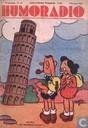 Comic Books - Humoradio (tijdschrift) - Nummer  34