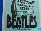 Disques vinyl et CD - Beatles, The - Soundtrack Let it Be