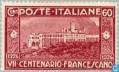 Postage Stamps - Italy [ITA] - Saint Francis