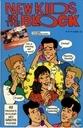 Strips - New Kids On The Block - Als dromen werkelijkheid worden