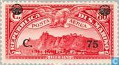 Timbres-poste - Saint-Marin - Monte Titano