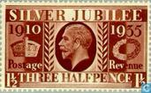 Postage Stamps - Great Britain [GBR] - King George V Jubilee