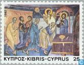 Postzegels - Cyprus [CYP] - Bijbelse voorstellingen