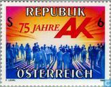 Postage Stamps - Austria [AUT] - Employees