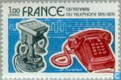 Postzegels - Frankrijk [FRA] - Telefoon