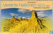 Timbres-poste - Nations unies - Vienne - La culture et l'héritage de l'environnement