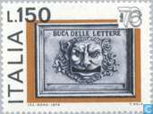 Postage Stamps - Italy [ITA] - ITALIA '76 Stamp Exhibition