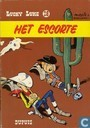 Strips - Lucky Luke - Het escorte