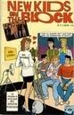 Comics - New Kids On The Block - Kun je raden met wie van ons ze vanavond uit gaat?