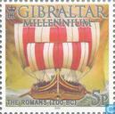 Postzegels - Gibraltar - Geschiedenis