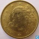 Munten - Italië - Italië 10 cent 2002 (variant 2 van 3)