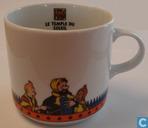 Ceramics - Tintin - De Zonnetempel : mok
