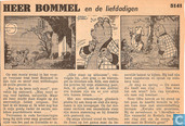 Comic Books - Bumble and Tom Puss - Heer Bommel en de liefdadiger