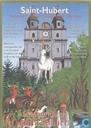 Strips - Grote witte hert, Het - Het grote witte hert - De legende van Sint-Hubertus