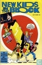 Comic Books - New Kids On The Block - het spookhuis