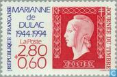 Timbres-poste - France [FRA] - Marianne type Dulac