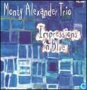 Vinyl records and CDs - Alexander, Monty - Impressions in Blue