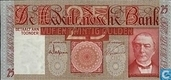 Billets de banque - Bankpresident Mees - 1931 25 florins néerlandais