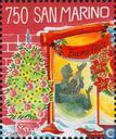 Timbres-poste - Saint-Marin - Noël
