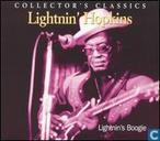Platen en CD's - Hopkins, Sam - Lightnin's boogie