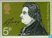 Postage Stamps - Great Britain [GBR] - Thomas Gray