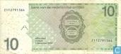 Billets de banque - Bank van de Nederlandse Antillen - Ned. florin des Antilles 10