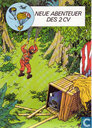 Strips - Kuifje - Neue Abenteuer des 2CV