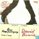 Platen en CD's - Jones, David - Boys Keep Swinging