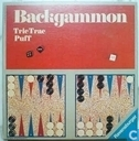 Backgammon TricTrac Puff