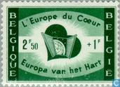 Postzegels - België [BEL] - Vluchtelingenhulp
