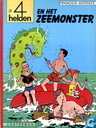 Bandes dessinées - 4As, Les - De 4 helden en het zeemonster