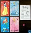 Board games - Dobbel-puzzel-spel - Disney Princess dobbel-puzzel-spel