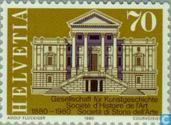 Postage Stamps - Switzerland [CHE] - Ver. Swiss art history 100 years