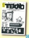 Comic Books - Tekno - Benefiet Tekno