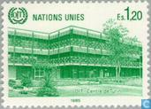 Timbres-poste - Nations unies - Genève - Int. Centre de formation de Turin