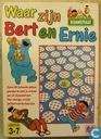 Waar zijn Bert en Ernie