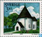 Postzegels - Zweden [SWE] - Kerken