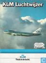 KLM - Luchtwijzer 1980