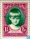 Postage Stamps - Luxembourg - Princess Marie Gabriele