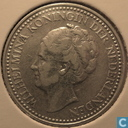 Coins - the Netherlands - Netherlands ½ gulden 1921